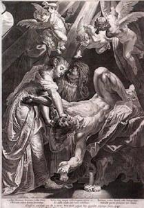 Judith onthoofd Holofernes