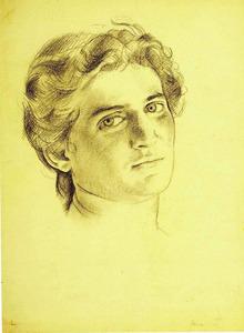 Portret van Lena Citroen (1896-1989)
