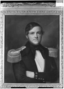 Portret van Carel Willem Adriaan van Valkenburg (1820-1890)