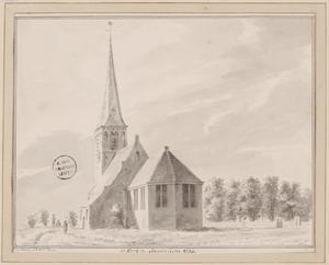 De kerk van Sassenheim