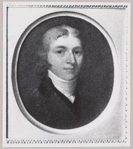 Portret van Gerard Robert Castendijk (177-1849)