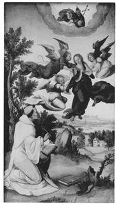 De H. Bernardus van Clairvaux (?)