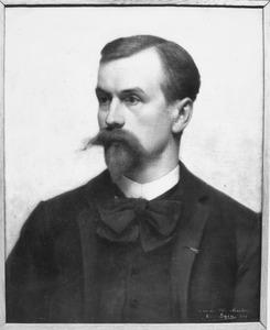 Portret van Willy Martens