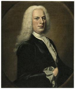 Portret van Balthasar Nolthenius (1701-1755)