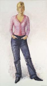 Portret van Ariane Schluter