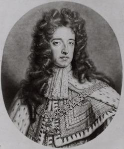 Portret van koning Willem III van Nassau (1650-1702)