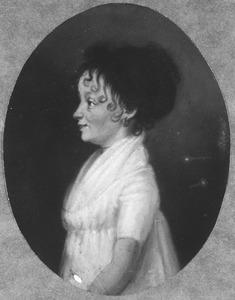 Portret van Cornelia Elizabeth Kolff (1773-1851)