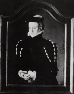 Portret van mogelijk Elisabeth van Leuchtenberg (1537-1579)