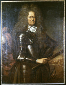 Portret van Hendrik van Utenhove (1630-1715)