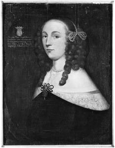 Portret van Anna van Appeldoorn (....-1665)