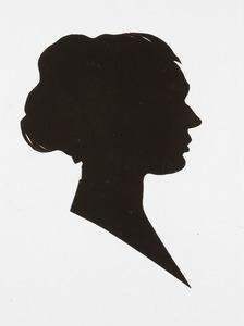 Portret van Catharina van Utenhove (1927- )