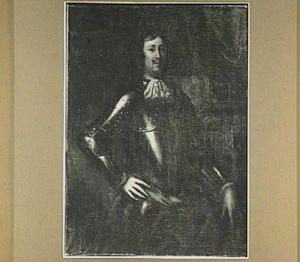 Portret van een man, wellicht een gouverneur van Maastricht