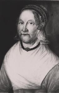 Portret van Maria Smit (1738-1820)