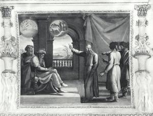 Jozef verklaart de dromen van farao (Genesis 41:15-36)