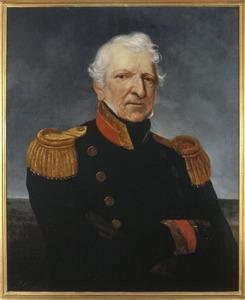 Portret van Dirk Hendrik Kolff (1761-1835)