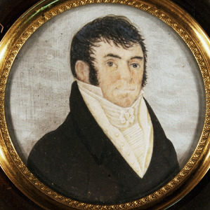 Portret van Folkert Rypperda (1786-1863)