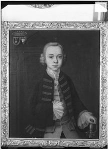 Portret van Edzard Jacob Tjarda van Starkenborgh Stachouwer (1737-1791)