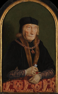 Portret van Jan van Egmond (1438-1516)