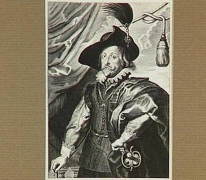 Portret van Wladislaus Sigismund IV, koning van Polen (1595-1648)