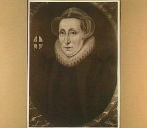 Portret van Johanna Racket (1547-1600)