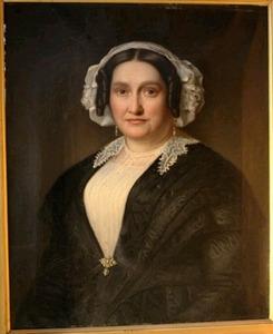 Portret van Elisabeth Catharina Peters (1797-1872)