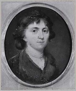 Portret van Adriana Jacoba Christina Reepmaker (1773-1855)