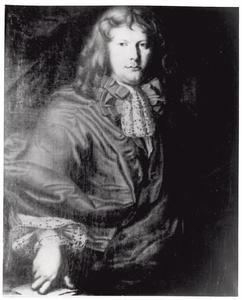 portret van Gottfried von Kretschmar auf Flämischdorf (1641-1714)