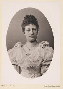 Portret van Catharina Esser (1858-1923)