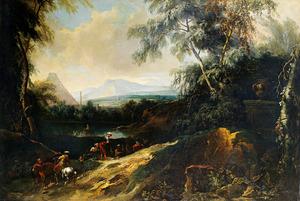 Zuidellijk landschap