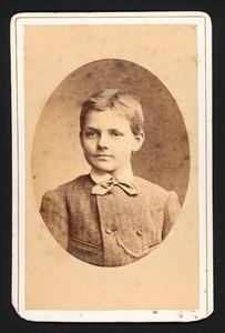 Portret van Henri Elias (1867-1951)