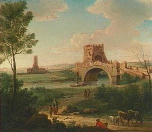 De Ponte Salario bij Rome