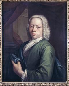 Portret van Hendrik Vriesendorp II (1715-1788)