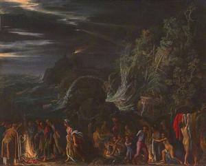 De heilige Paulus op Malta