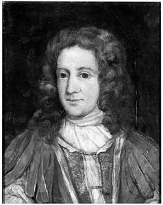 Portret van Ludolf Hendrik Burchard Sylvius van Heeckeren (1696-1762)