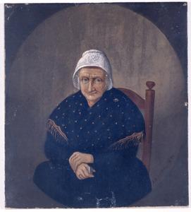 Portret van Judoca Broeckaert