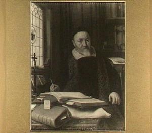 Portret van Leonard Marius (1588-1652)