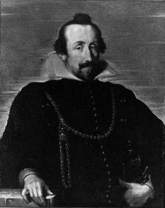 Portret van Wolfgang Wilhelm (1578-1653), hertog von der Pfalz- Neuburg