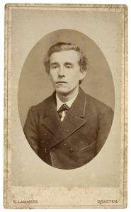 Portret van Siebren Bijlsma (1859-1943)
