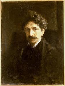 Portret van Jozef Daniel de Jong (1848-1927)