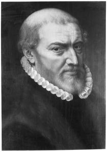 Portret van Gillis de Smidt op 56-jarige leeftijd