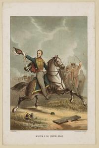 Willem II bij Quatre-Bras