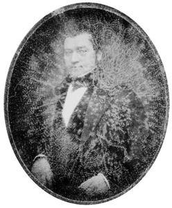 Portret van Peter Jaques Evekink Busgers (1806-1876)