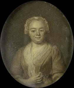 Portret van Margaretha van Leuveningh (1705-1785)