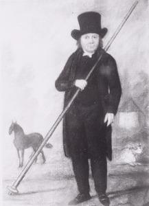 Portret van Antonie Verschoor (1746-1824)