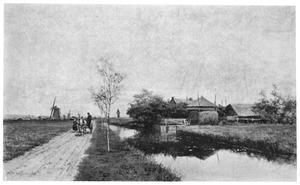 Scene in Holland