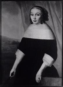 Portret van Anna Varvers (1578- )