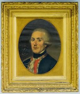 Portret van Gérard du Ry (1749-1819)