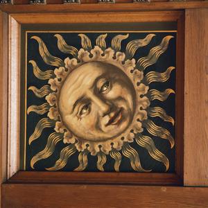 Sterrenbeeld Zon