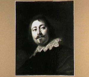 Portret van een onbekende man