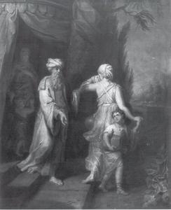 Verdrijving van Hagar en Ismael